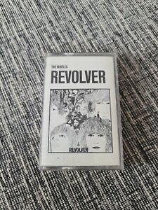 THE BEATLES REVOLVER MUSIC CASSETTE TAPE