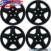 """4 NEW OEM CHROME 17/"""" HUBCAPS FITS FORD SUV MINIVAN CAR CENTER WHEEL COVERS SET"""