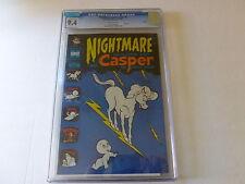 NIGHTMARE AND CASPER  # 3 CGC 9.4
