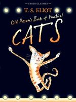 Old Possums Book of Practical Cats with illustrations by Rebecca Ashdown Fabe