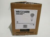Generation WB1216BRB Maison De Ville Wall Sconce British Bronze Base Required