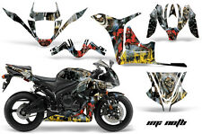 AMR Racing Honda CBR 600RR Graphic Kit Wrap Street Bike Parts 07-08 MAIDEN NOTB