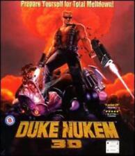Duke Nukem 3D + 3 Expansions Set CD PC game + Duke Extreme, Duke!Zone II, in DC