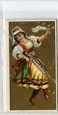 More details for (ga5976-315) kinney usa, national dances, hora de brien, roumania 1889 vg-ex