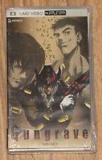 Gungrave - Episodes 1  2 (UMD, 2005) PSP New Sealed