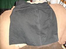 Katayone Adeli Womens cotton/flex Skirt black Size 6