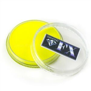 Diamond FX Paint - Neon Yellow 32gr