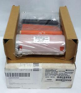 "Brady 76770 GlobalMark Ribbon Cartridge 4.11"" x 200' Color: Black / Orange"