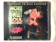 CD More sweet soul music RUFUS THOMAS MILLIE JACKSON COME NUOVO LIKE NEW!!!