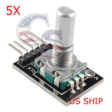5X KY-040 Rotary Encoder Brick Sensor Module Development for Arduino AVR PIC