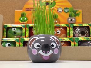 Mr Fothergills GRASS HAIR KIT Ryegrass All In One Kit - Animals, Ocean, Bugs