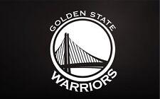 Golden State Warriors Vinyl Car Truck DECAL Window STICKER NBA Basketball