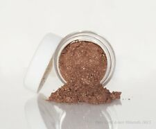 Copper Mineral Eye Shadow loose powder bare skin sheer makeup organic brown 5gr