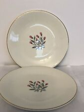 New Listing2 Wedgwood & Co Ltd. England Bread & Butter Plates 7'