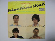 "999 NINE NINE NINE - Homicide 7"" Vinyl Single  Albion Records"