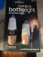 Candle Bottle Light Rechargeable Usb