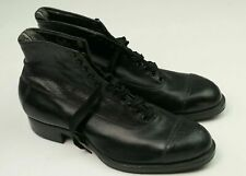 souliers bottines 1900 vintage THE MONDICA victorian ladies shoes 7 uk taille 41