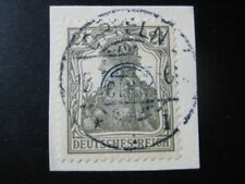 OBERSCHLESIEN UPPER SILESIA Mi. #1 rare used stamp! CV $1,080.00