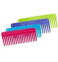 GROS PEIGNE pour cheveux soin coiffure brosse  couleurs beauty care peignes