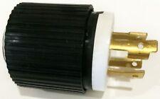 Locking generator plug L14-30P male L1430 P  120/240V