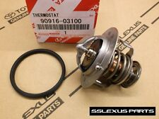 Lexus LS400 (1998-2000) OEM Genuine THERMOSTAT & GASKET