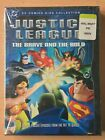 JUSTICE LEAGUE The Brave and the Bold BNEW SEALED DVD REGION 1