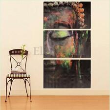HD Canvas Buddha Statues Oil Painting Wall Art Picture Poster Print Home Decor
