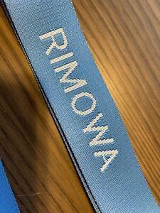 Rimowa Luggage belt L - 100% authentic - BRAND NEW