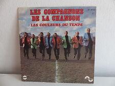 COMPAGNONS DE LA CHANSON Les couleurs du temps ST 40124