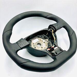 R-Line VW Passat B6 Leather Steering Wheel New R-Line Multi Black Nights