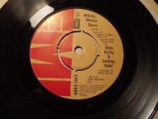 Steve Harley & Cockney Rebel.White White Dove.45rpm.pop 70s.
