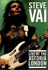 Steve Vai: Live at the Astoria London Performance 2 DVD Live NEW