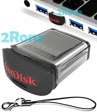 SanDisk SDCZ43 32GB 32G USB 3.0 Flash Drive Disk Nano Car Memory w/ RescuePRO