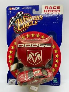2000 Nascar Winners Circle Race Hood Collection Dodge 19 Casey Atwood 1:64