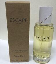 Escape By Calvin Klein Men 3.4 oz 100 ml *Eau De Toilette* Spray New