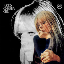 Nico CHELSEA GIRL (602567745150) Debut Solo Album LIMITED New Colored Vinyl LP