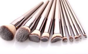 Makeup Brushes Set For Foundation Powder Blush Eyeshadow Women Brush Perfect