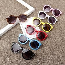 Baby Kids Kawaii Children Frame Sunglasses UV400 Toddler Boys Outdoor Glasses