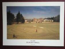 POSTCARD NORTHUMBERLAND HEXHAM - DE VERE SLALEY HALL HOTEL