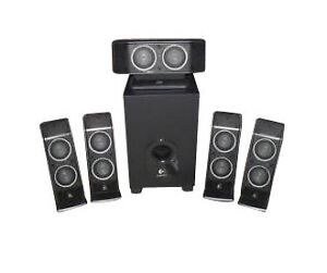 Logitech X-540 Computer Speakers