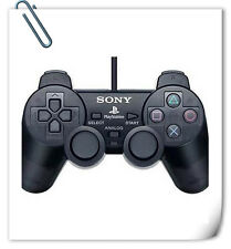 PS2 Dualshock Controller Wired analog 100% ORIGINAL / AA / compatible SONY