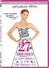 27 Dresses (DVD, 2008, Widescreen)