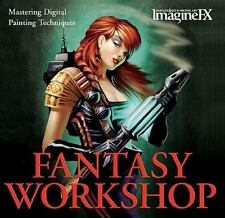 ImagineFX: Fantasy Workshop : Mastering Digital Painting Techniques by ImagineFX