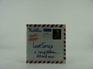 PHIL COLLINS LOVE SONGS A COMPILATION (2xCD) (399) 13 Track CD Album Picture Sle