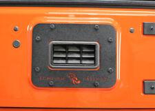 Tailgate Black Black Jeep Wrangler JK 2007-2018 Fishbone FB31042