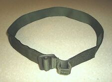 LBT OLIVE GREEN RIGGER'S BELT WITH EXTRACTION LOOP - SIZE LARGE - BRAND NEW