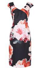 Gorgeous ROMAN ORIGINALS Floral Dress Plus Size 18 BNWT Cruise Holiday Wedding