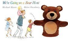 We're Going On A Bear Hunt Puppet Book Story Set Teaching EYFS KS1 School