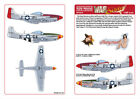Kits-World Decals 1/48 P-51D Mustang - 'Berceuse pour Rêve - younes' # 48176