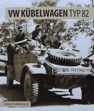 BOEK/LIVRE : VW Kübelwagen Typ 82 (oldtimer, volkswagen
